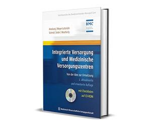 Buchtitel Integrierte Versorgung und Medizinische Versorgungszentren